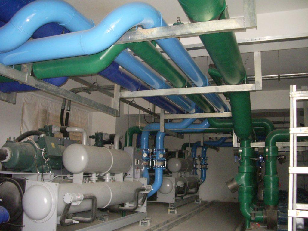 上銀科技、儲冰式空調 系統、儲冰系統、儲冰式空調、儲冰空調、空調系統、空調 設計