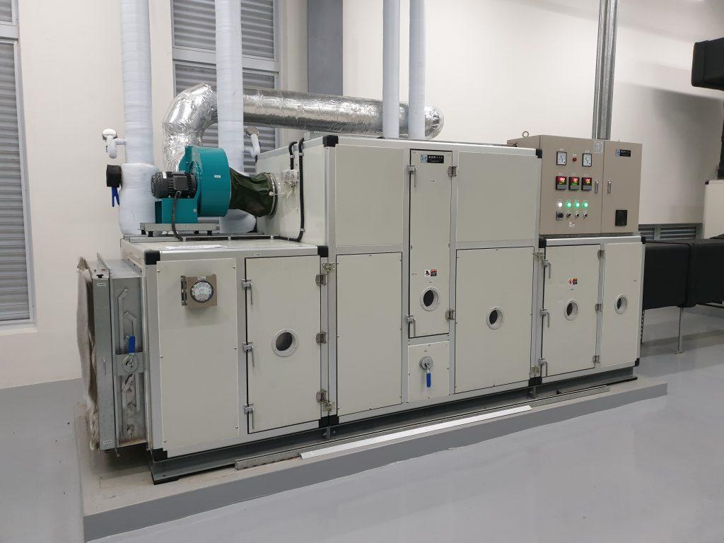 空調通風系統、空調系統、工廠 空調、廠房 空調、儲冰式空調、儲冰式空調 系統、儲冰系統