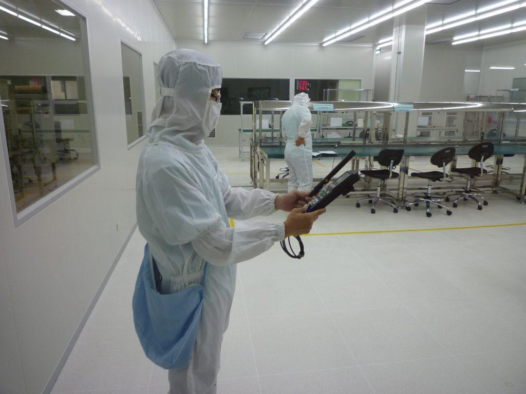 鐿鈦科技、無塵室 工程、無塵室、空調通風系統、空調系統、空調 工程