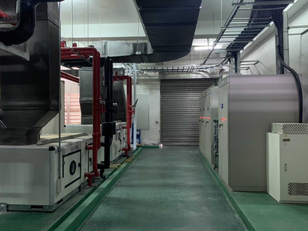 無塵室系統、無塵室 工程、無塵室 設計 規劃、無塵室 設計、無塵室 施工